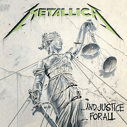 """Vinilo """"2LP"""" Metallica - ...And Justice For All"""