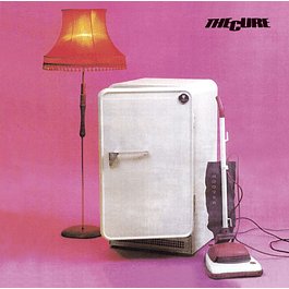 Vinilo The Cure - Three Imaginary Boys