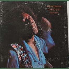 Vinilo Usado Jimi Hendrix - In The West