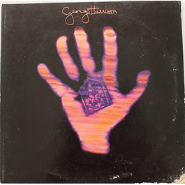 Vinilo Usado George Harrison - Living In The Material World