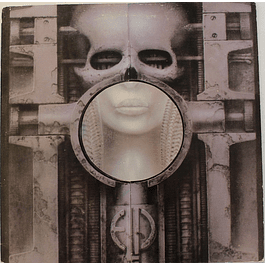 Vinilo Usado Emerson, Lake & Palmer - Brain Salad Surgery