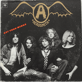 Vinilo Usado Aerosmith - Get Your Wings