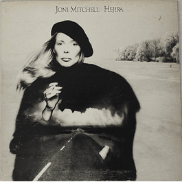 Vinilo Usado Joni Mitchell - Hejira