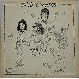 Vinilo Usado The Who - The Who By Number