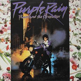 Vinilo Usado Prince - Purple Rain