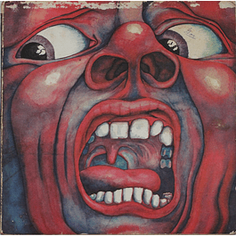 Vinilo Usado King Crimson - In The Court Of The Crimson King