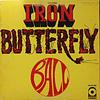 Vinilo Usado Iron Butterfly - Ball