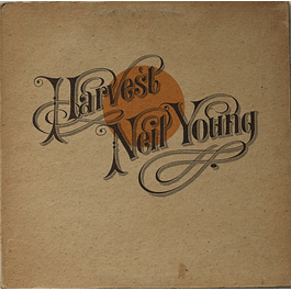 Vinilo Usado Neil Young - Harvest