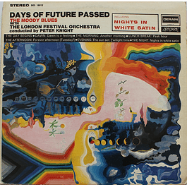 Vinilo Usado The Moody Blues - Days Of Future Passed