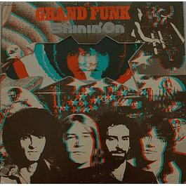 Vinilo Usado Grand Funk - Shinin´ On