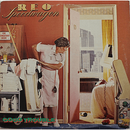 Vinilo Usado Reo Speedwagon - Good Trouble