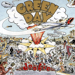 CD Green Day - Dookie