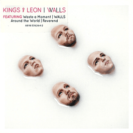 CD Kings Of Leon - Walls