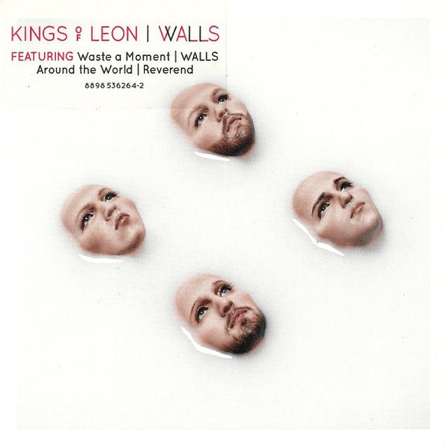CD Kings Of Leon - Walls