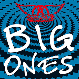 CD Aerosmith - Big Ones