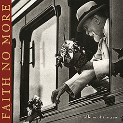 CD Faith No More - Album Of The Year