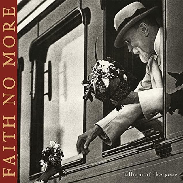 CD Faith No More - Album Of The Year