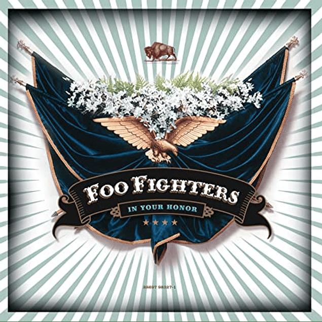 CD Foo Fighter -