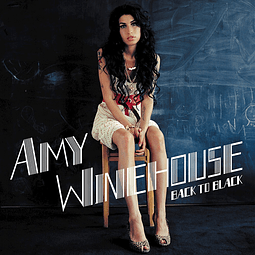 CD Amy Winehouse - Back To Black