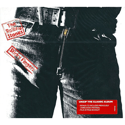 """CD Rolling Stones - """"Doble"""" Sticky Fingers"""