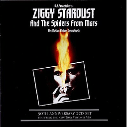 """CD David Bowie - """"2CD"""" Ziggy Stardust And The Spiders From Mars """"The Motion Picture Soundtrack"""""""