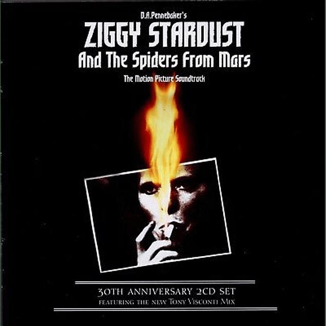 CD David Bowie -