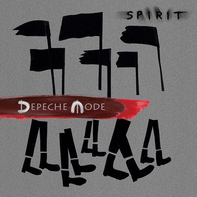 CD Depeche Mode - Spirit