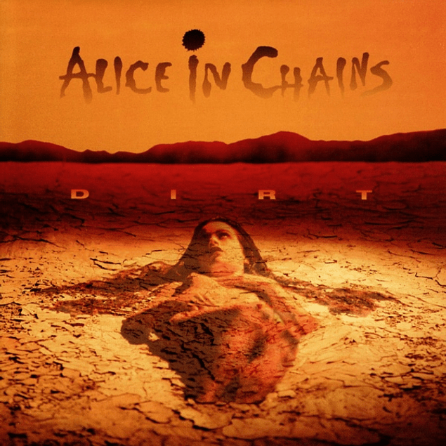 CD Alice In Chains - Dirt