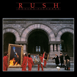 "CD Rush - Moving Pictures ""Remasterizado"""