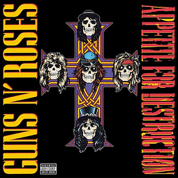 Vinilo Guns´n Roses - Appetite For Destruction