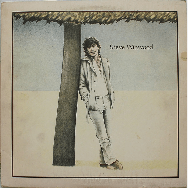 Vinilo Usado Steve Winwood - Steve Winwood