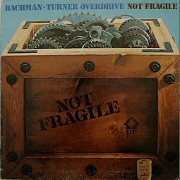 Vinilo Usado Bachman - Turn Overdrive - Not Fragile