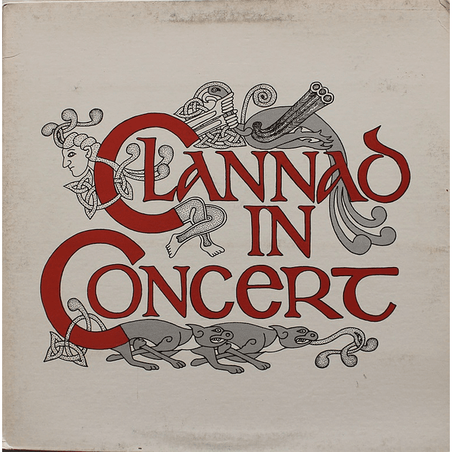 Vinilo Usado Clannad - In Concert