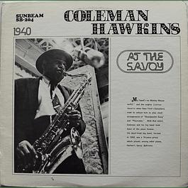 Vinilo Usado Coleman Hawkins - At The Savoy
