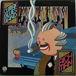 Vinilo Usado Climax Blues Band - Rich Man