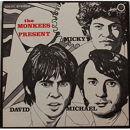 Vinilo Usado The Monkees - The Monkees Present