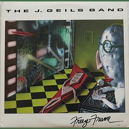 Vinilo Usado The J. Geils Band - Freeze Frame