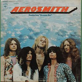 Vinilo Usado Aeromsith - Aerosmith