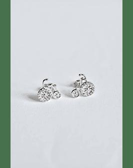 Aros Bicicleta Plata
