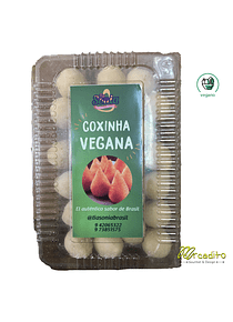 Coxinha Vegana de Soya