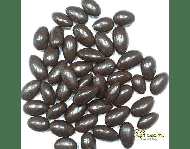Almendras bañadas en Chocolate Bitter