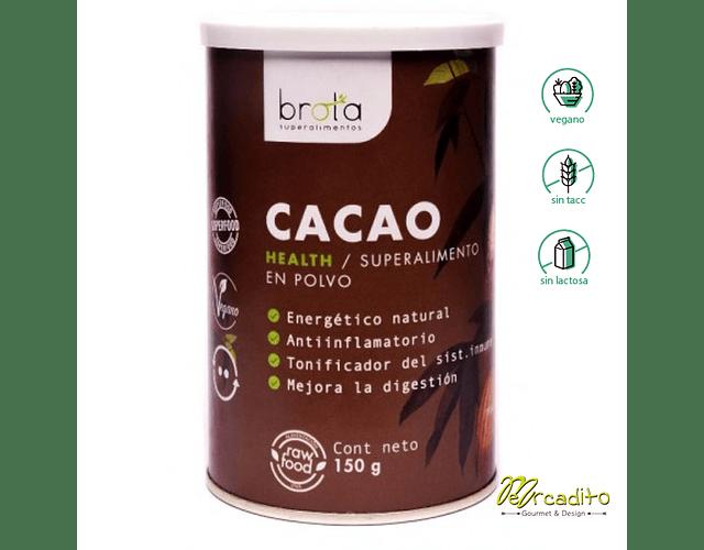 Cacao en Polvo Health / Superalimento en Polvo
