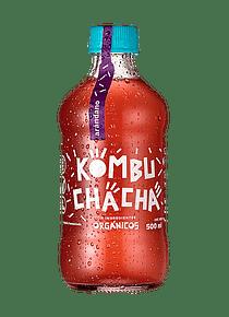 Kombuchacha de Arándanos - Vegano, Sin Gluten