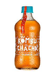 Kombuchacha original - vegana, sin gluten