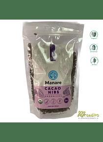 Cacao Nibs -  Manare, Vegano, Sin Lactosa, Sin Gluten
