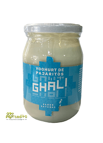 Yoghurt de Pajaritos o Kefir de Leche