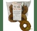 Keto Pan - Bagels de Linaza (4 unidades)