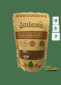 100% Cacao en Polvo - Sin Gluten