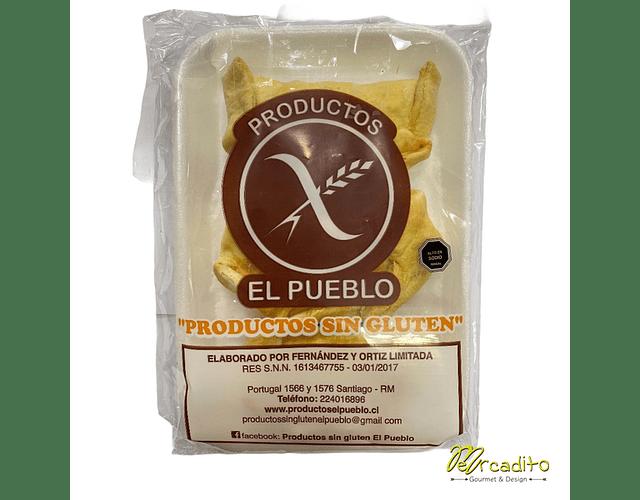 Empanadas de Queso 3 unidades - Sin Gluten