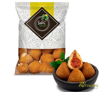 Gotitas (Coxiña) de Pepperoni - 20 unidades